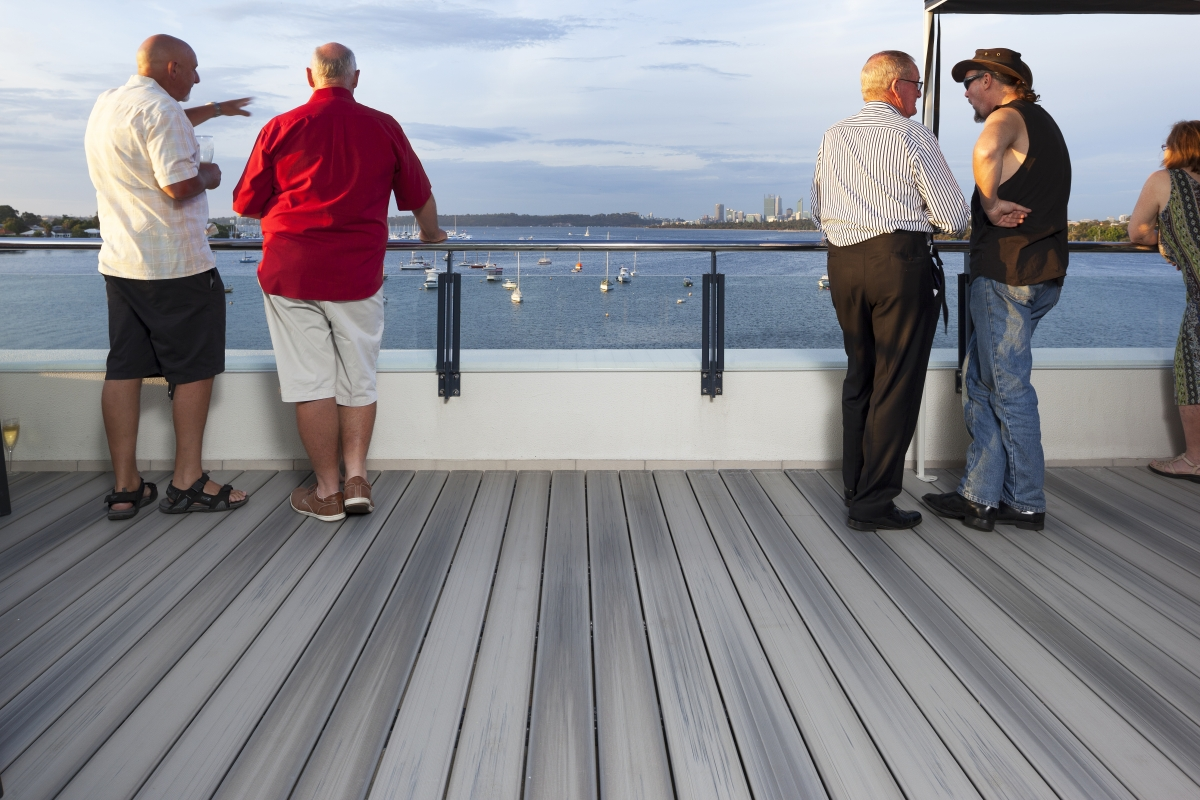 About Composite Decking Perth Duralife Decking