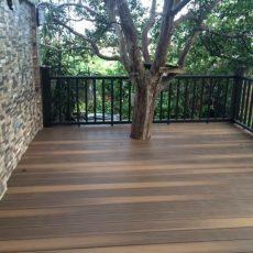 Tropical Walnut - Composite Decking Perth | Duralife Decking